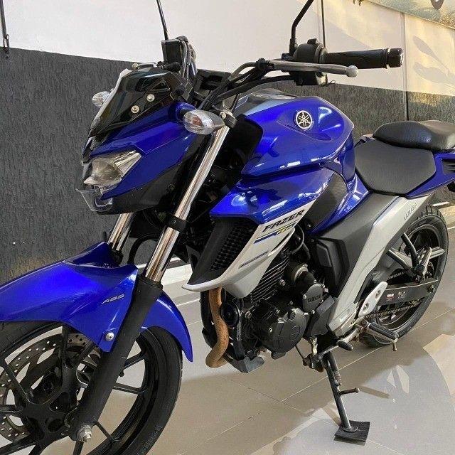 Yamaha Fazer 250 ABS 2019 (impecável)
