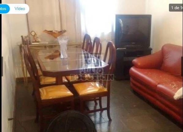 Engenho Novo - Rua Barão do Bom Retiro - Apartamento - 2 quartos - Dependência de empregad
