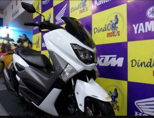 Moto yamha max 160
