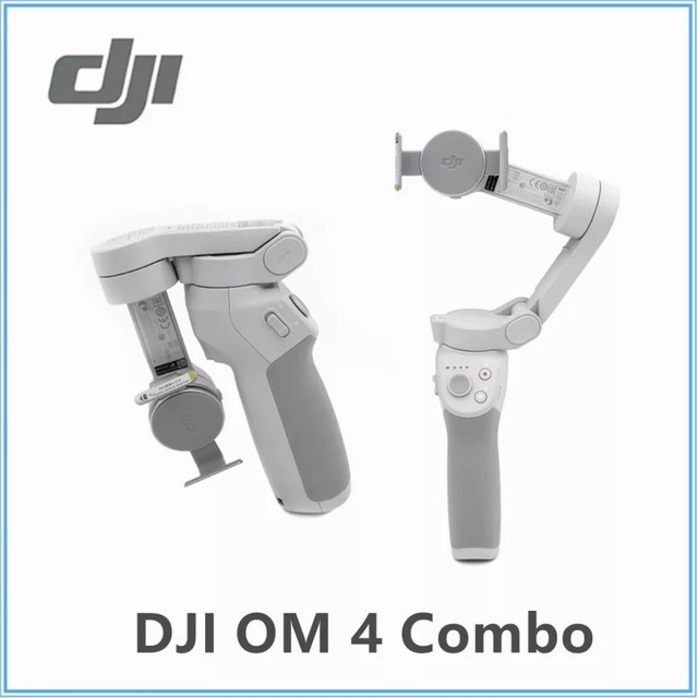 DJI Om4 Smartphone Gimbal Estabilizador Bluetooth 5.0 Osmo 4 - Foto 3