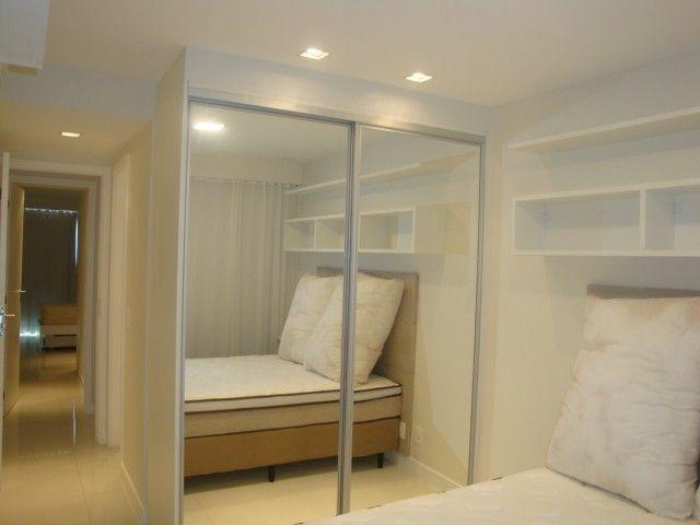 Apartamento para aluguel tem 92 metros quadrados com 2 quartos em Leblon - Rio de Janeiro  - Foto 13