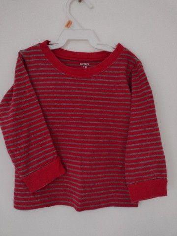 Duas camisetas Carter's - Foto 5