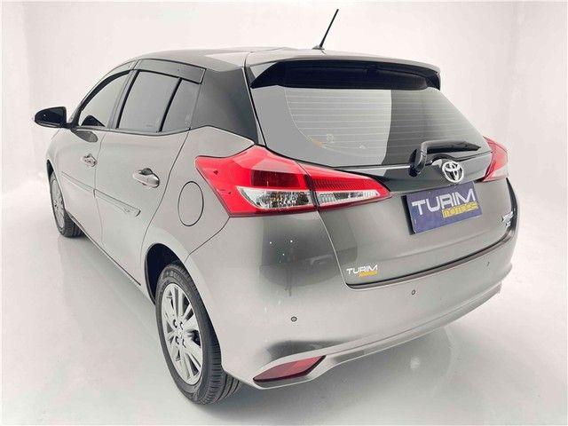 Toyota Yaris 2020 1.5 16v flex xl plus connect multidrive - Foto 10