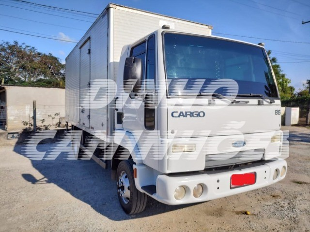Ford Cargo 815 2012