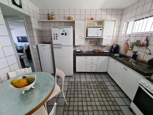 Vendo/Troco apartamento 4 quartos, 1 suíte + dependência com 132m2 em Boa Viagem  - Foto 19