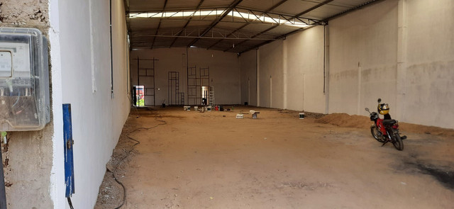 AR Alugo Grande Galpão na BR 232 Serra Talhada 400 m²