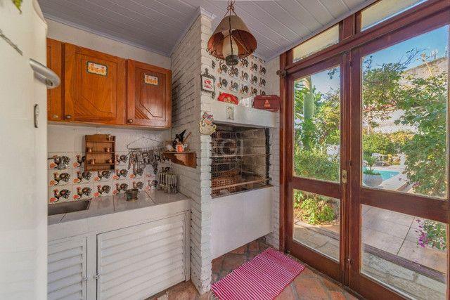 Casa à venda com 4 dormitórios em Chácara das pedras, Porto alegre cod:CA4336 - Foto 14