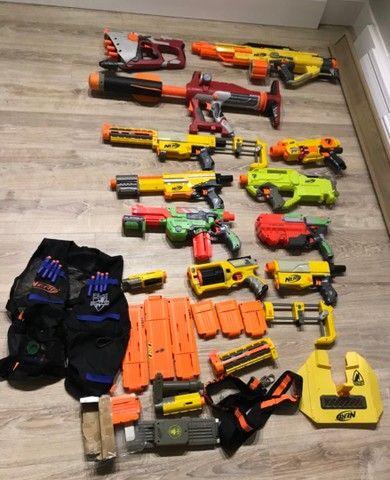 Conjunto de armas Nurf