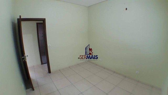 Casa com 2 dormitórios à venda, 67 m² por R$ 180.000,00 - Dom Bosco - Ji-Paraná/RO - Foto 8