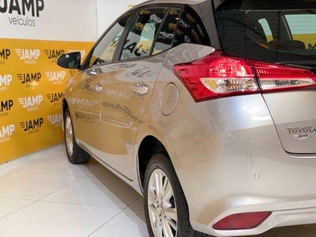 Toyota Yaris HB XL 1.3 Flex Mecânico 2019 - Apenas 18.000km rodados -  - Foto 8