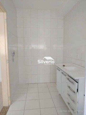 Apartamento com 2 dormitórios para alugar, 47 m² por R$ 1.000,00/mês - Jardim Ismênia - Sã - Foto 2