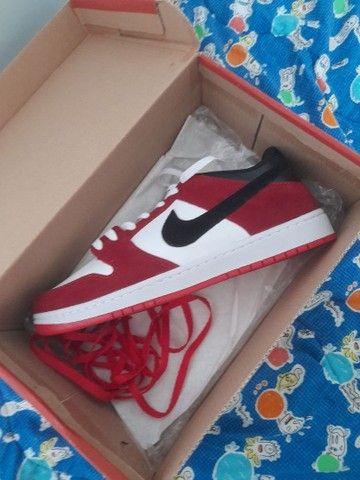 Tênis Nike Dunk Low - Foto 5