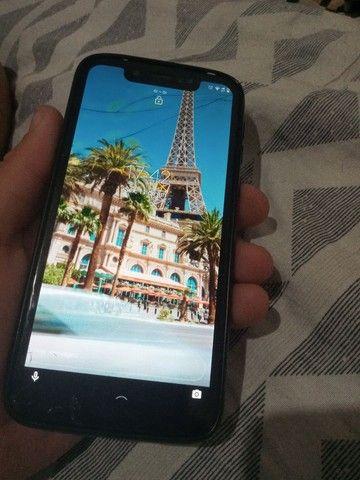 Moto G7 Play Trincado - Foto 2