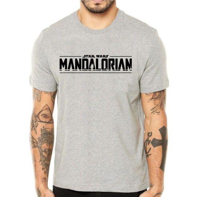 Camiseta Mandalorian - Star Wars - Foto 2