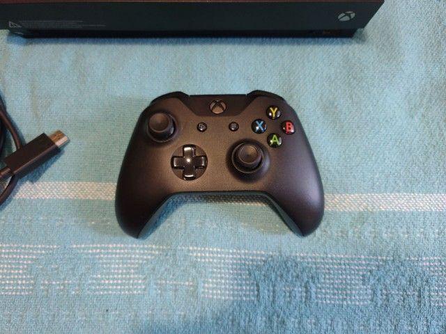 Xbox ONE X - usado - Foto 3