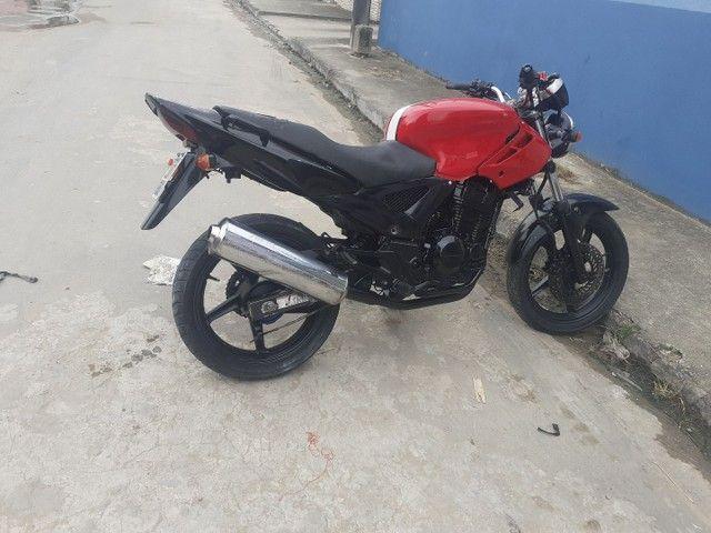 Pra hoje vendo moto Boa 3000