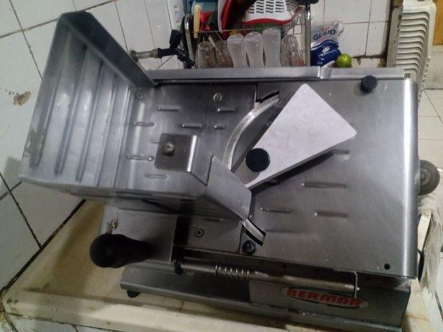 Máquina de fatiar manual  - Foto 4