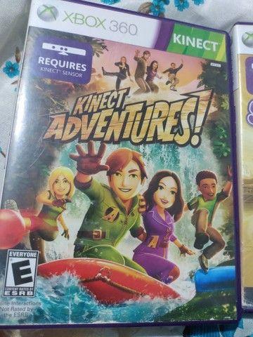 Jogos de Kinect para Xbox 360 - Foto 2