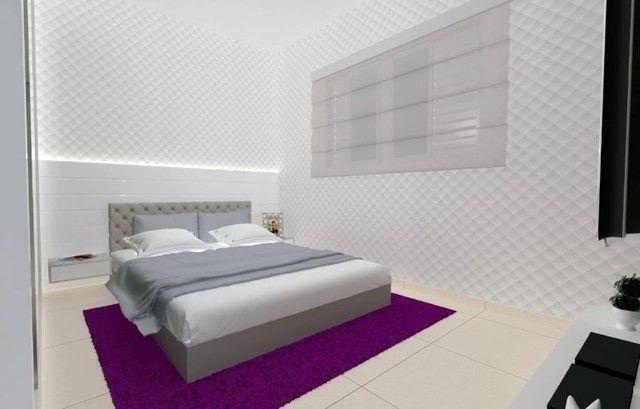 Projeto  Inovador  Linda  Casa  Condomínio  - Foto 12