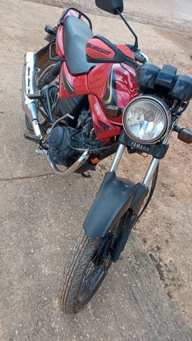 MOTO YBR 2008