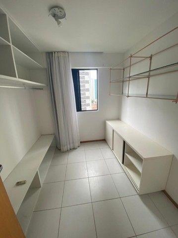 """LFS""""-Alugue já,2 quartos em Boa Viagem, nascente,com armários,prédio novo bem localizado - Foto 5"""