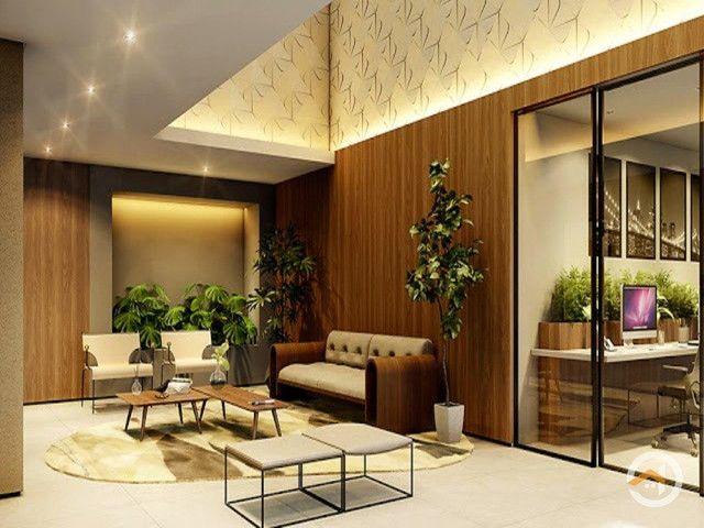 Apartamento à venda com 2 dormitórios em Setor oeste, Goiânia cod:4774 - Foto 3