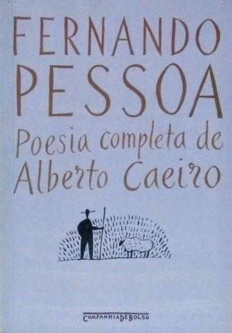 Livro - Poesia Completa de Alberto Caeiro [edição de bolso]