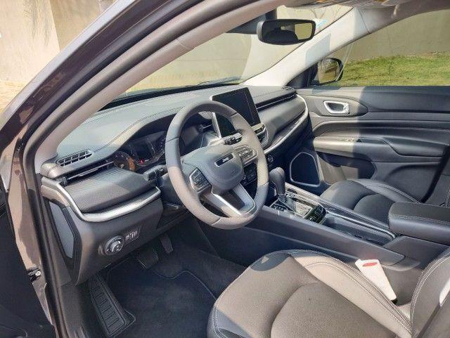 Compass Sport T-270 Turbo Flex automática modelo novo  - Foto 9