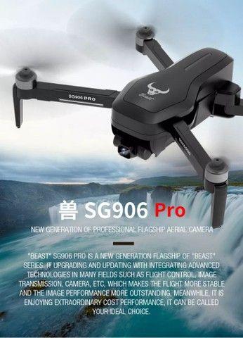 Drone Zlrc SG906 Pro 2 Câmera 4k Funções Siga-me Automatico e volta automático - Foto 2