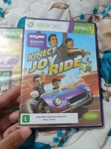 Jogos de Kinect para Xbox 360 - Foto 4