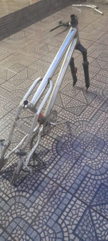 quadro de bicicleta croos  - Foto 3