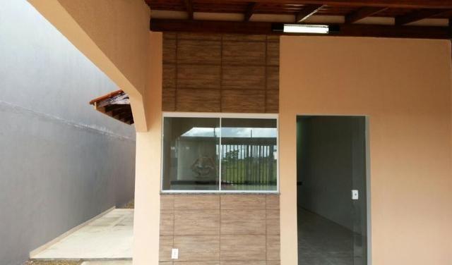 Excelente casa pronta para financiar em residencial(2 quartos s/1suite)