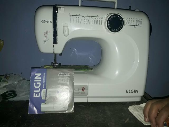 VENDO máquina de costura ElGIM