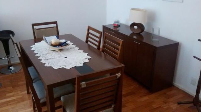 Tijuca todo mobiliado 3 quartos sendo uma suite - Foto 3