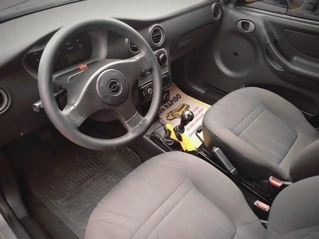 Gm - Chevrolet Celta Entrada 5000 ou menos faz com score baixo - Foto 4