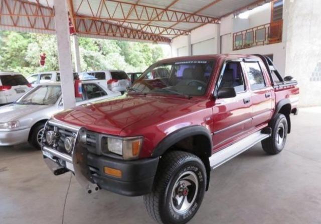1993 toyota hilux 4x4