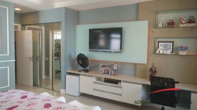 Excelente apartamento, mobiliado, com 3 suítes, na Rua Ana Bilhar - Foto 13