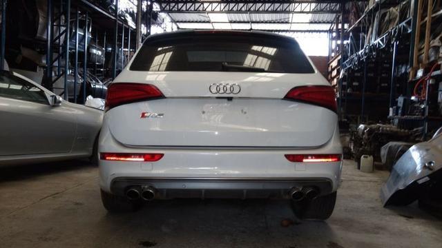 Sucata Audi SQ5 354Cvs 2014/2014 Gasolina