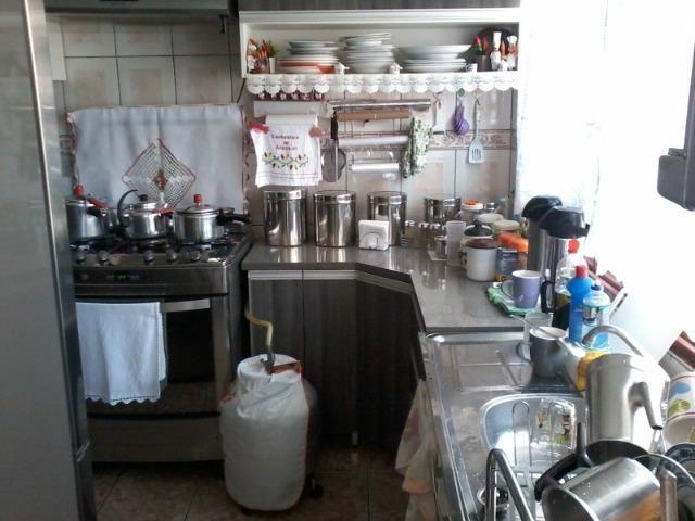 Qr. 121 casa de 2 quartos com armários na cozinha na laje , com habite-se - Foto 9