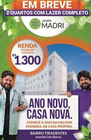 Lançamento no Tiradentes - Jardim Madri