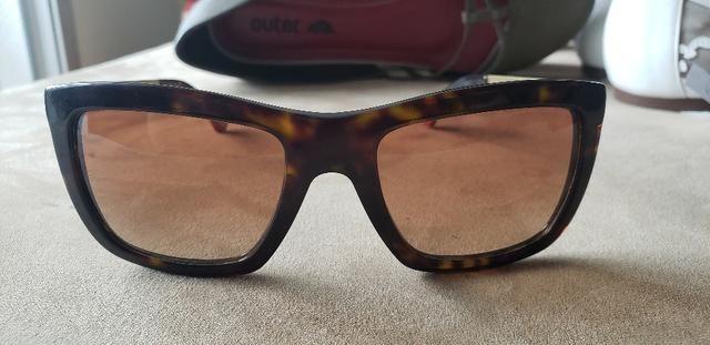 c6f2a3d838f6d Óculos Emporio Armani Feminino Original EA-4017 5026 13 - Tamanho  53-20