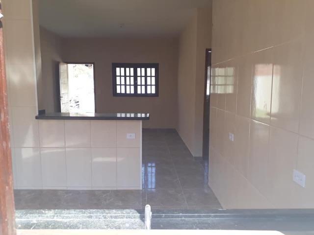 Casa Nova Individual    2 vagas de Garagem    Próxima ao Centro de Caraguá    205 mil - Foto 8