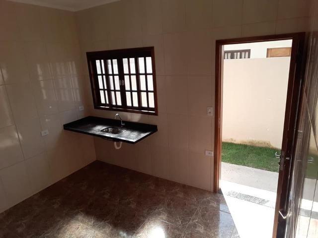 Casa Nova Individual    2 vagas de Garagem    Próxima ao Centro de Caraguá    205 mil - Foto 6