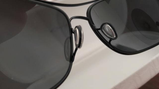 7d371e928c33b Oculos de sol Oakley Conquest Iridium Polarizado Unisex - Original e novo