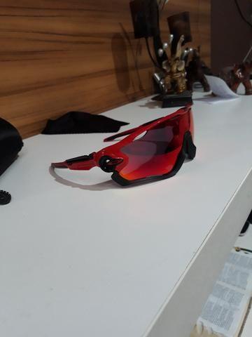 1249a836b Oculos Oakley Jawbreaker - Bijouterias, relógios e acessórios ...