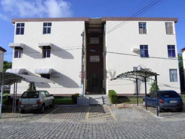 Apartamento com 2 dormitórios à venda, 57 m² por r$ 129.000,00 - capim macio - natal/rn - Foto 3