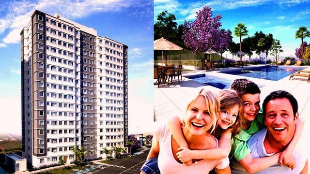 Apartamentos com 2 dormitórios em construção próximo ao shopping - Foto 13