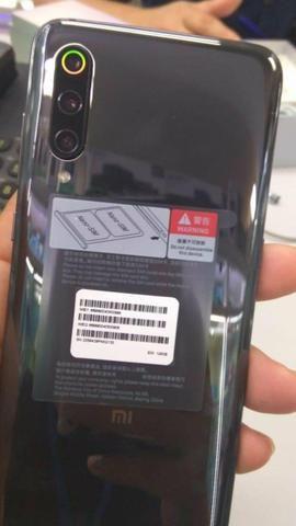 Xiaomi Mi 9 Dual SIM 6GB RAM,128GB GLOBAL R$ 2.199 (17- *)