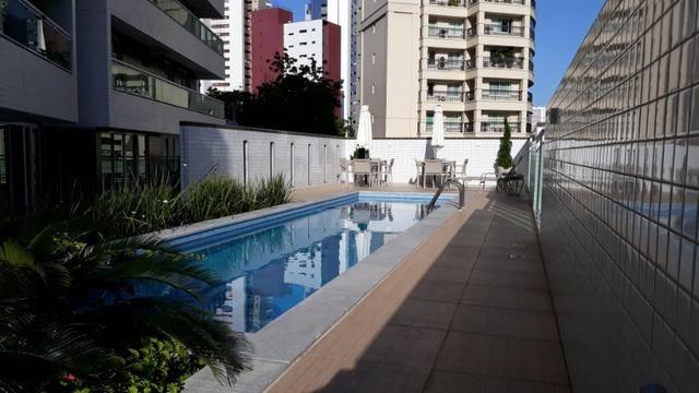 Ap 07, 3 Quartos,2 Suítes,Lazer, Novo ,104 m2, 2 por Andar, Cocó - Foto 4