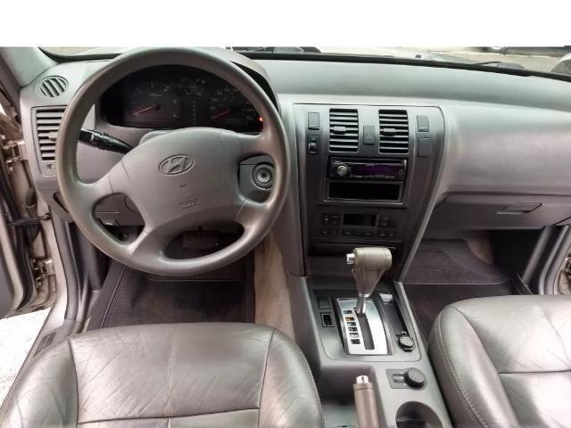 Hyundai Terracan 4x4 Automatica - 7 lugares - Teto Solar - Foto 2